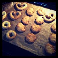 Receita para tardes de chuva: biscoitinhos de areia
