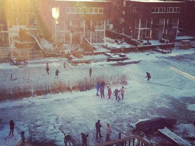 Elfstedentocht: patinação no gelo holandês