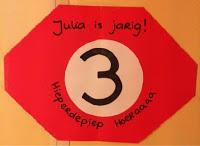 Parabéns para a Juju – parte 2