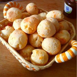 Família pão de queijo
