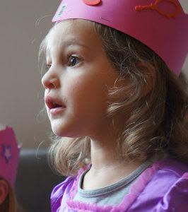 Aniversário da Juju: de criança para criança