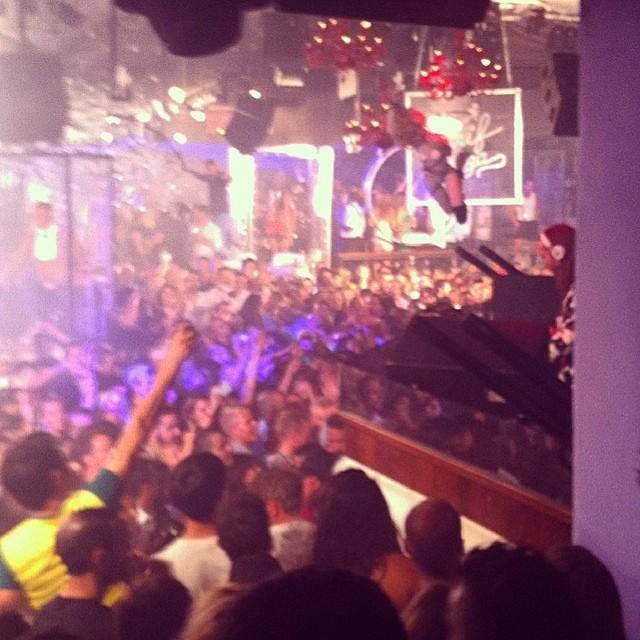 David Guetta na Pacha, Ibiza