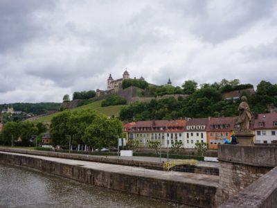 Feriado em Würzburg