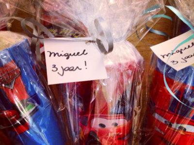 Sint Maarten, aniversário e outras gostosuras