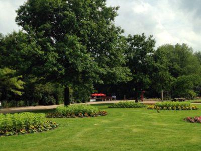 Tarde no Amstelpark