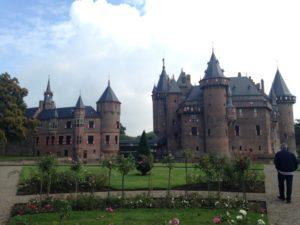 papai no Castelo de Haar