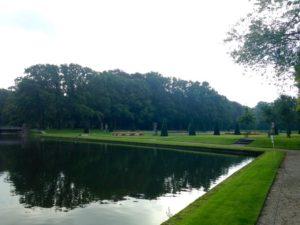 jardins do Castelo de Haar
