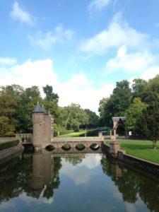ponte no Castelo de Haar
