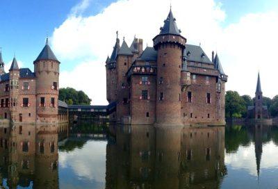 Castelo de Haar: o maior e mais luxuoso castelo da Holanda