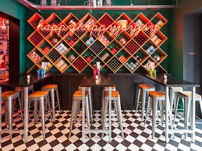 HappyHappyJoyJoy: novo hotspot asiático em Amsterdam