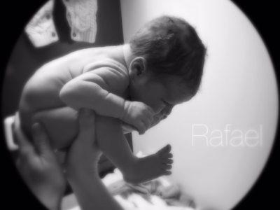 Relato de parto: o nascimento do Rafael
