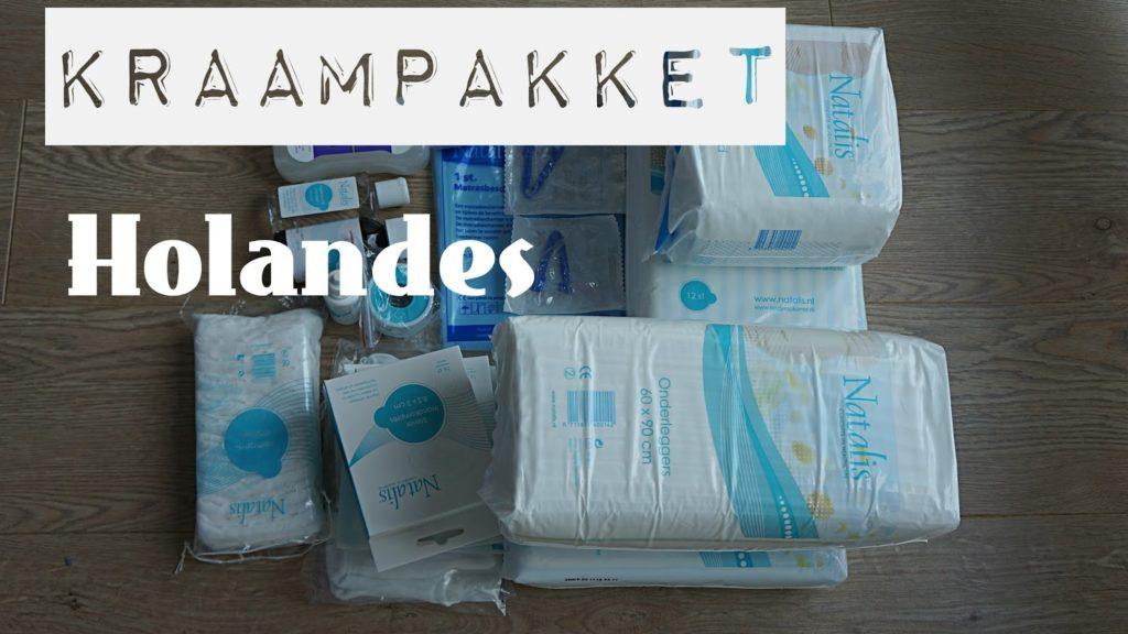 Kraampakket holandês