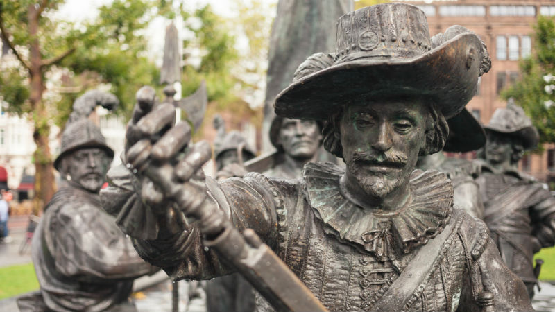 Estátuas Rembrandt