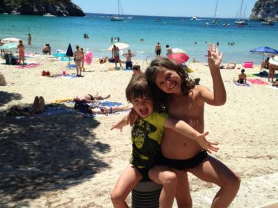 Férias em Menorca #2016