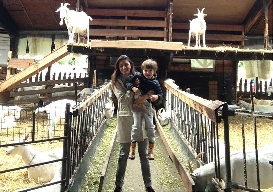 ana e miguel geitenboerderij