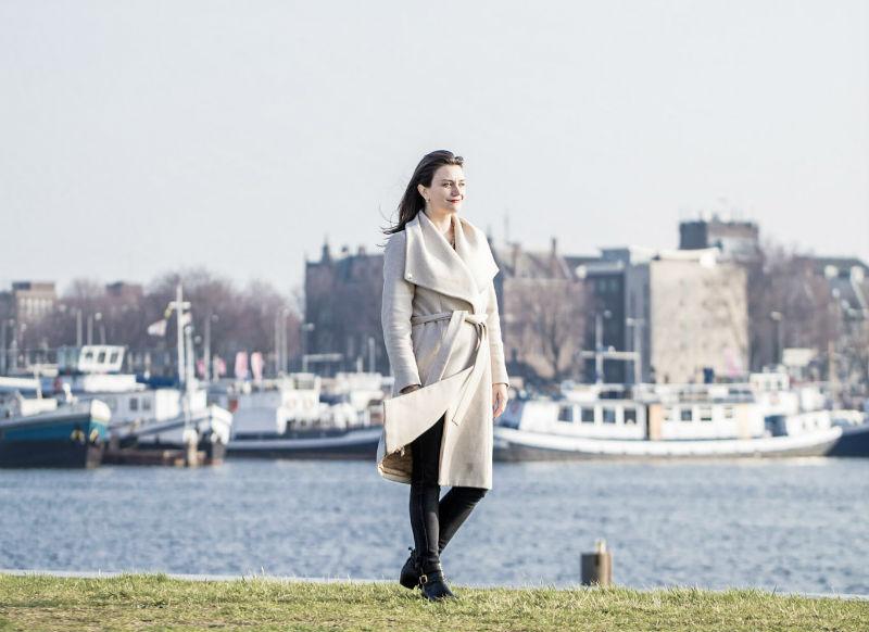 A Ana de Amsterdam!