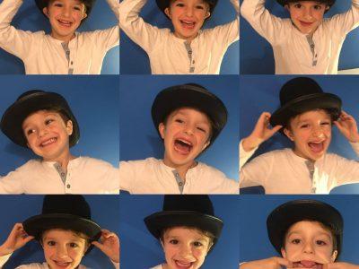 O aniversário de 6 anos do Miguel