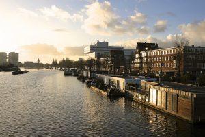 Ponte Berlage, Amsterdam