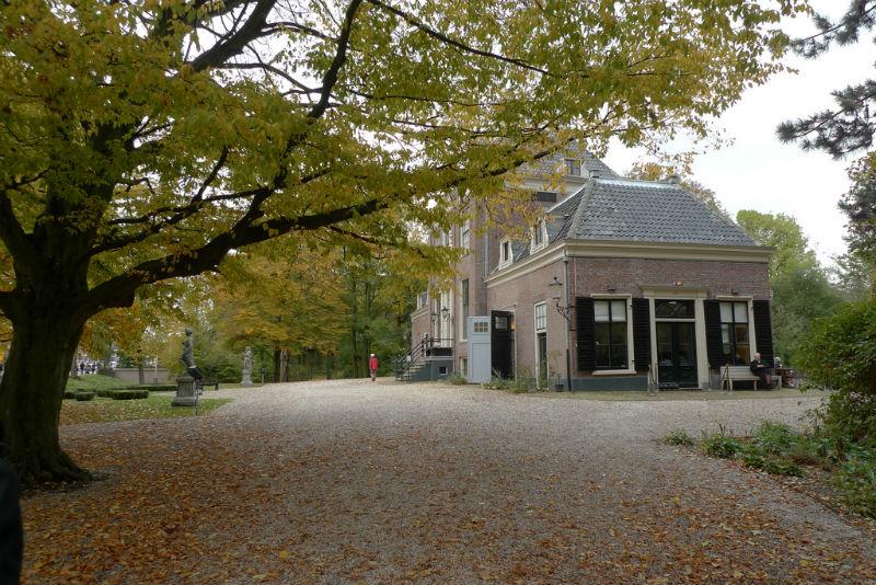 Casa Frankendael em Watergraafsmeer