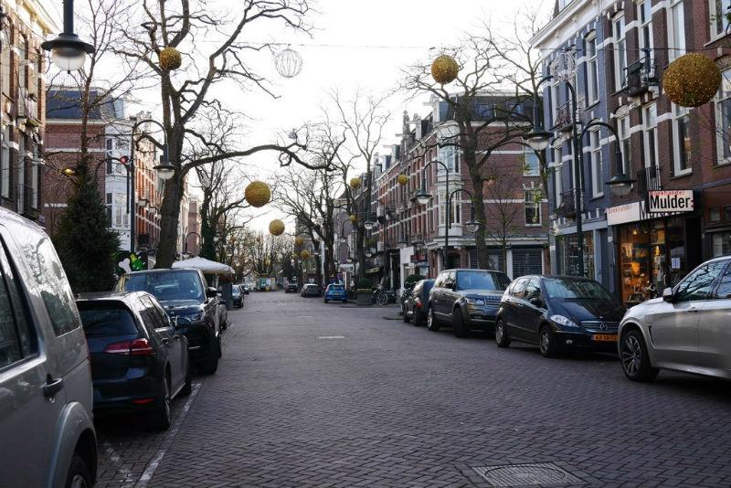 Oud Zuid em Amsterdam