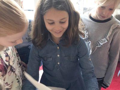 Os 9 anos da Julia