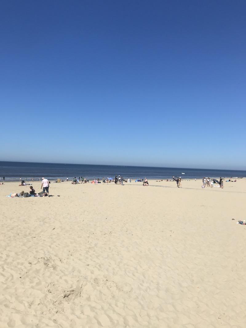 Oi, praia!