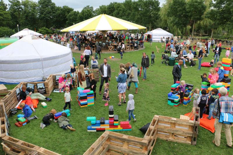 Het verhalenfestival no Westerpark