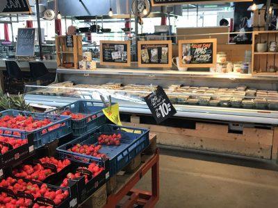 Landmarkt: mercado orgânico e local em Amsterdam