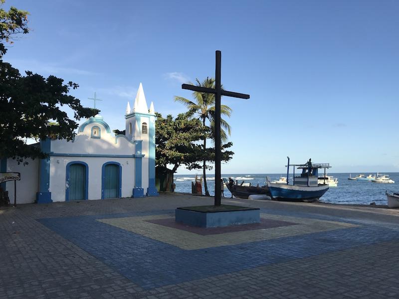 Vila dos pescadores, Praia do Forte