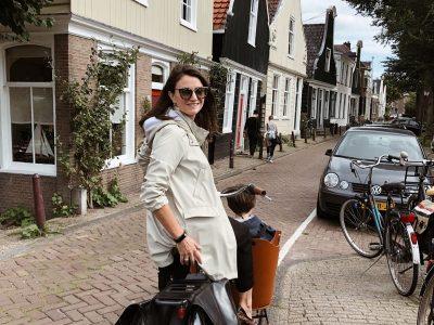 Andar de bicicleta mudou minha vida