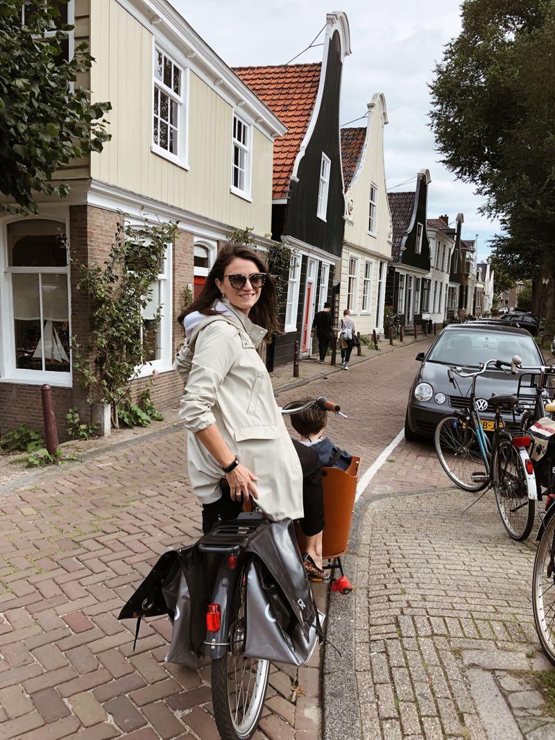 Pedalando por Amsterdam Noord