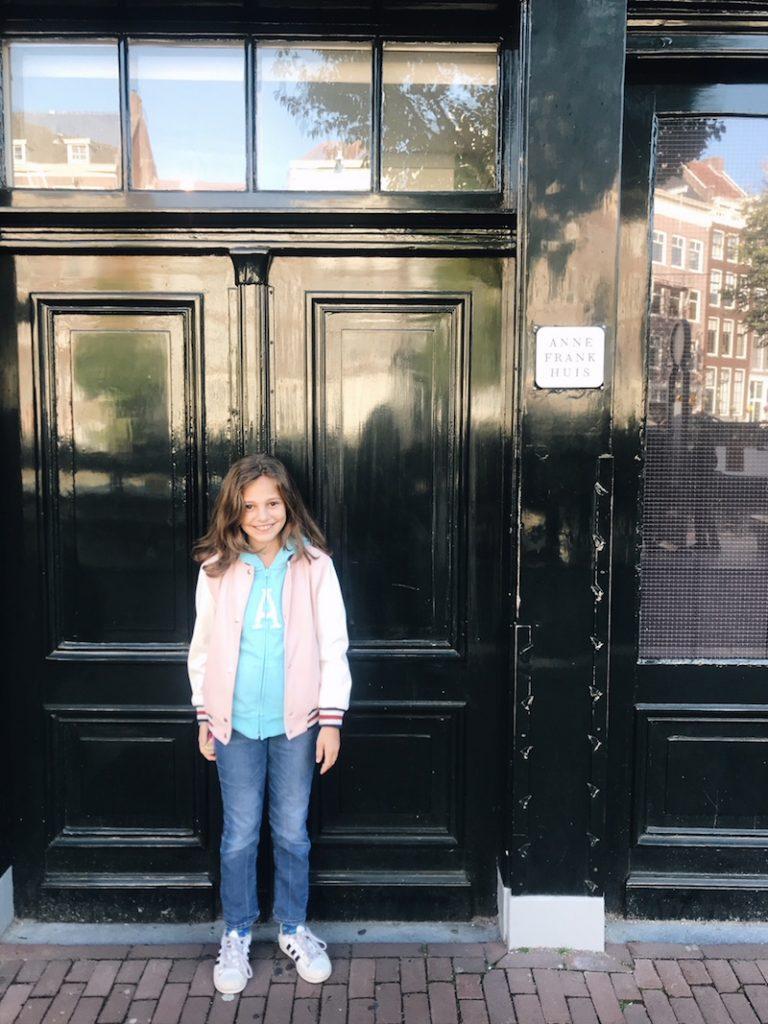 Visita à casa de Anne Frank