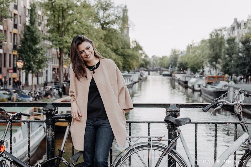 Tour em português por Amsterdam em região