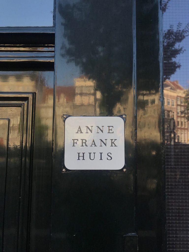 Casa da Anne Frank em Amsterdam