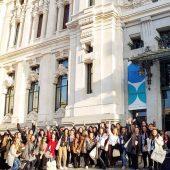 EEBB e final de semana em Madri