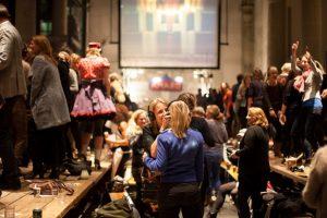 Foto Winterparade - Marjolijn van Dijk