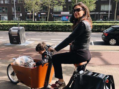 Tênis e conforto: meu look favorito em Amsterdam