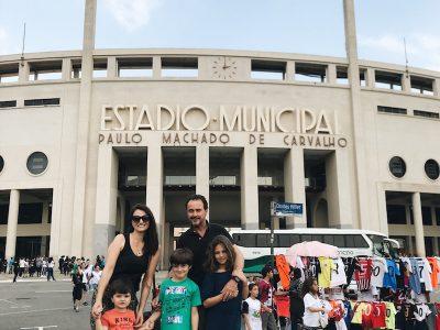Brasil em maio: férias e intensivão de português