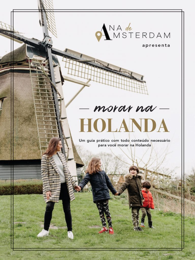 Ebook Morar na Holanda