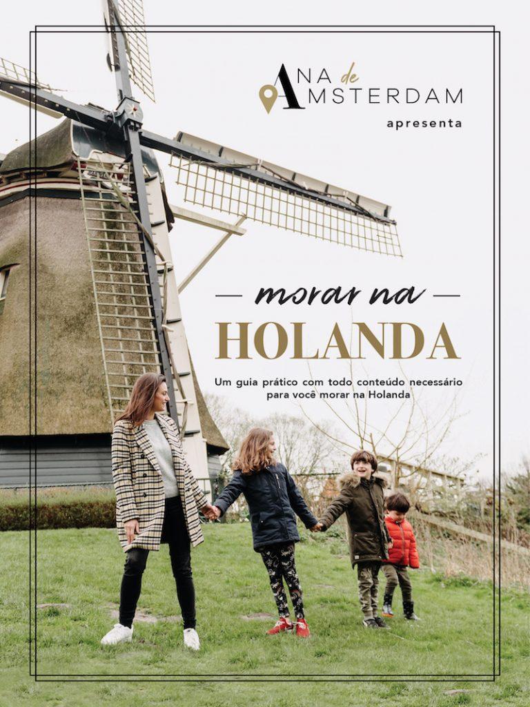 Compre o Ebook Morar na Holanda