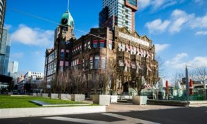 Meu programa favorito do bate e volta: Hotel New York em Rotterdam