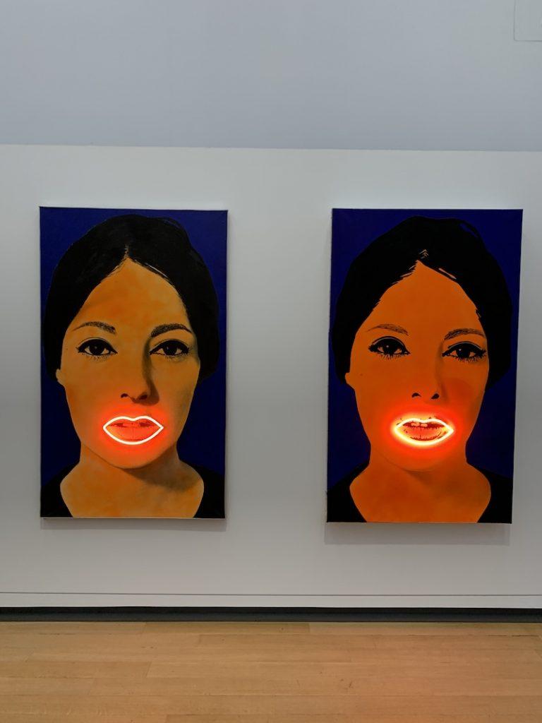 arte moderna em Amsterdam