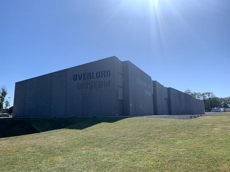Museu Overlord em Omaha beach
