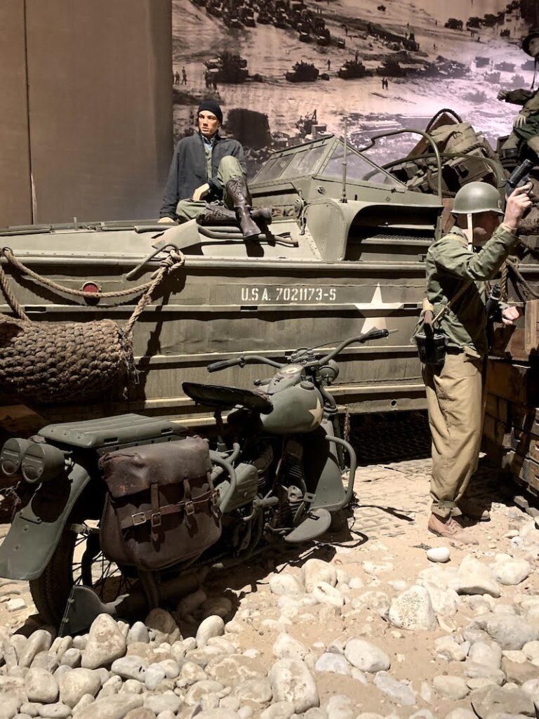 Exposição do Museu Overlord