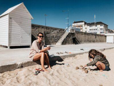 De Amsterdam para a Normandia, nossas férias de verão na França