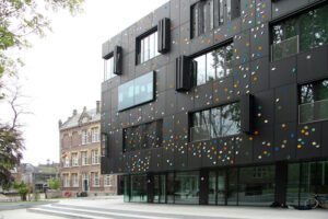 ensino medio em Amsterdam