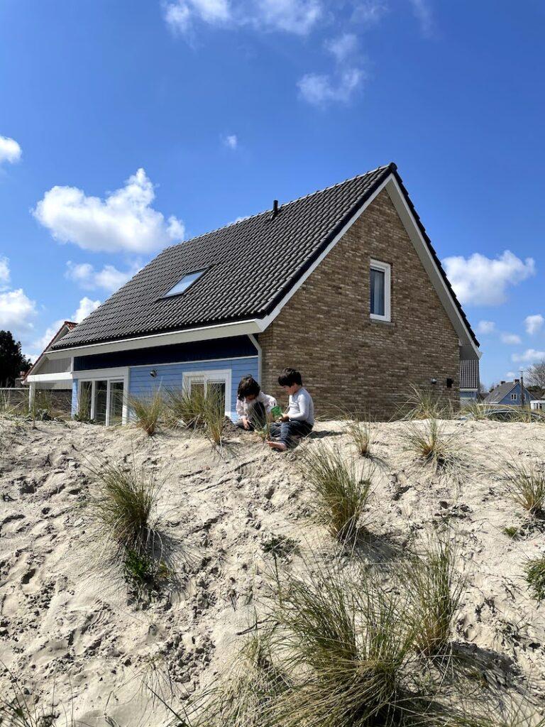 casinha de ferias em um vakantiepark em Ouddorp, Zuid Holland