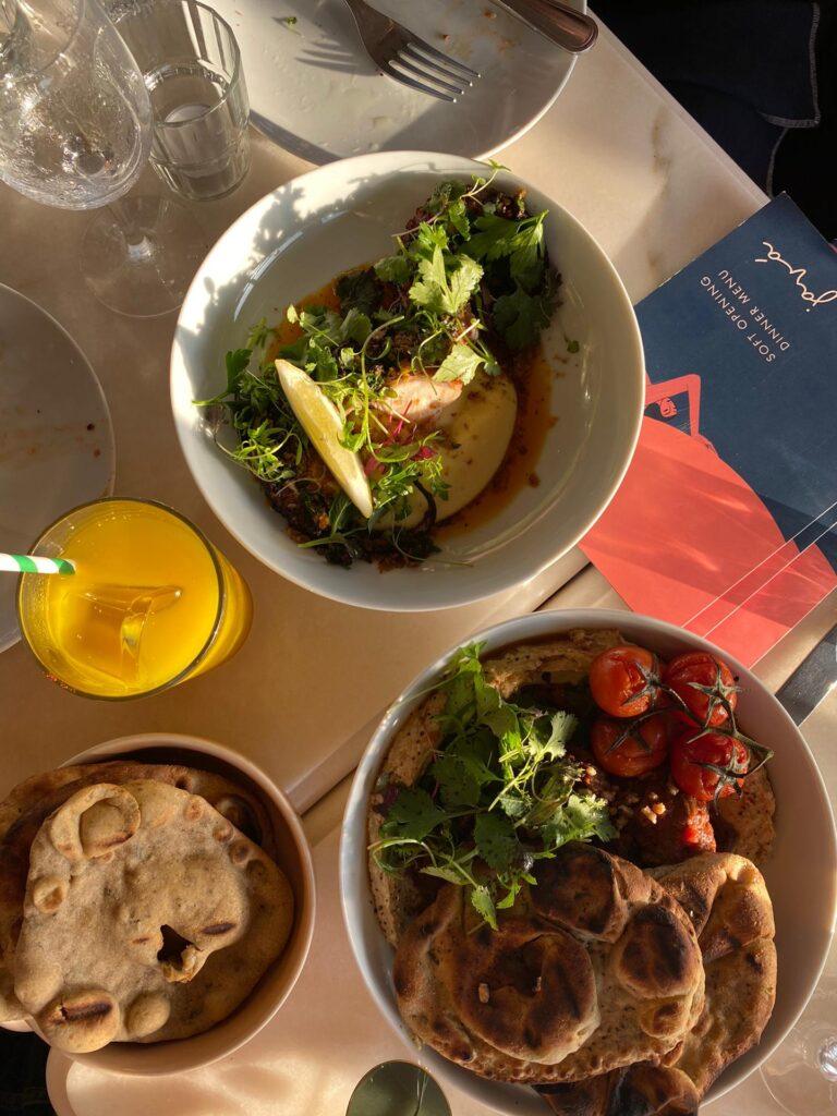 Restaurante Javá em Lisboa